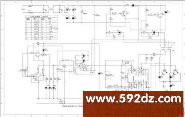 tl494常用在显示器,计算机等系统电路中作为开关电源电路,tl494的