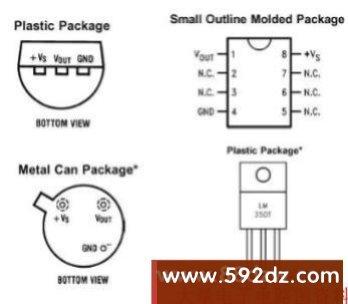 温度传感器 lm35介绍 -- 正文           在自动控制,机电整合的应用