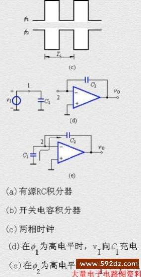 模拟电路网络课件 第四十一节:开关电容滤波器