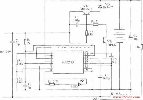 电子电路图   电源电路图   其他电源电路电路图