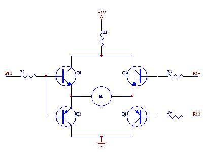 几种微型电机驱动电路分析